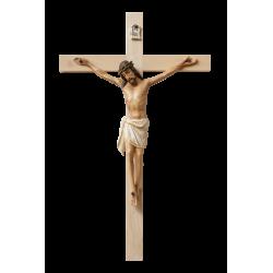 Ježíš na kříži - 29/46 cm