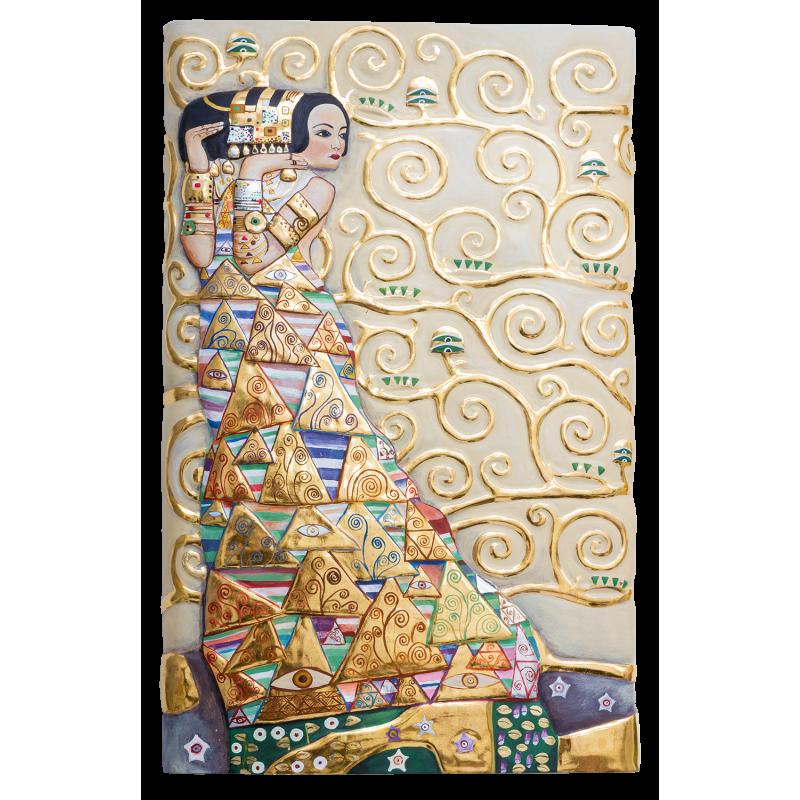 Strom života - Gustav Klimt - Reliéf 1/3