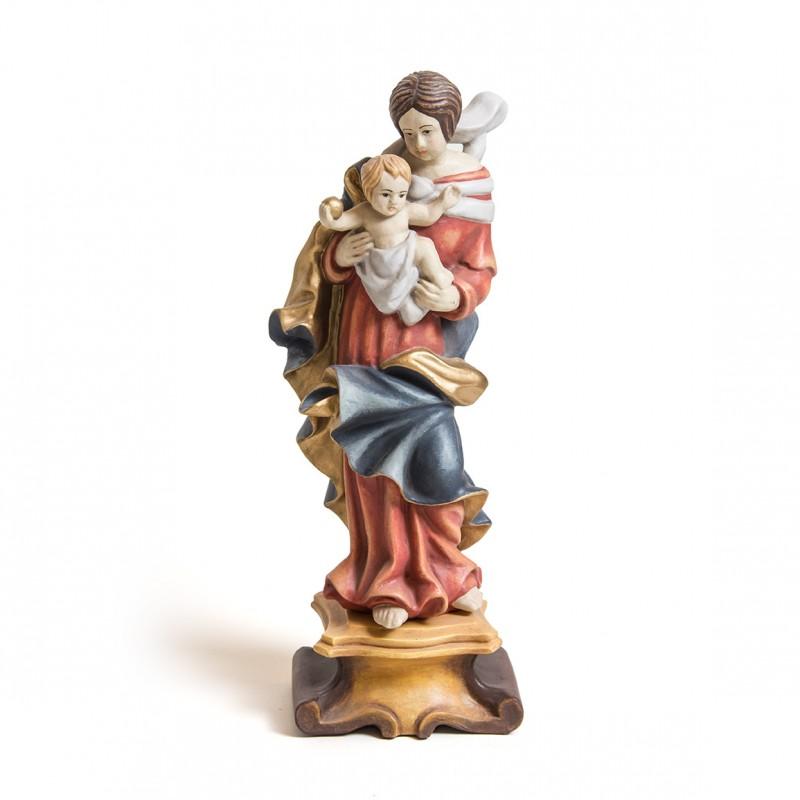 Socha Panna Maria s Jezulátkem - 35 cm