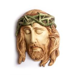 Dřevěný Kristus na zavěšení...