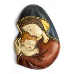 Panna Maria - reliéf na zeď II