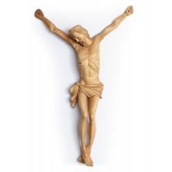 Ježíš Kristus na zeď - dřevěný korpus