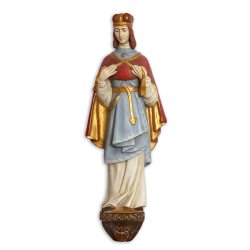 Socha sv. Ludmila -...