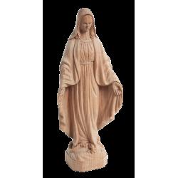 Dřevěná socha Panny Marie - 17 cm