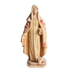 Dřevěná socha sv. Anežka,...