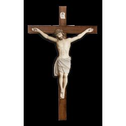 Kříž na zeď s Ježíšem -...