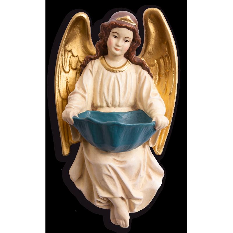 Anděl - kropenka na svěcenou vodu