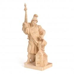Dřevěná socha sv. Florián